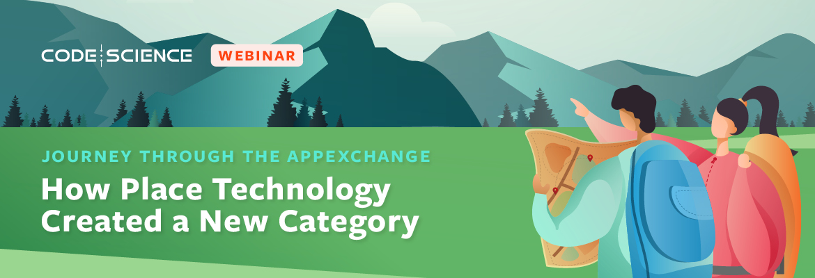 Place Technology and the Salesforce Ecosystem